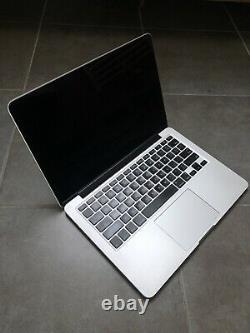 Apple MacBook Pro 13,3 (256go SSD, Intel Core i5 5e Génération, 2,7GHz, 8Go)