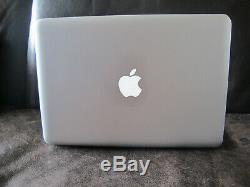 Apple MacBook Pro 13,3 (500Go HDD, Intel Core i5, 2,5 GHz, 8Go RAM)