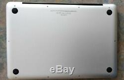 Apple MacBook Pro 13,3 500 Go HDD, Intel Core i5 3ème Génération, 2,3 GHz