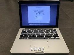 Apple MacBook Pro 13,3 500 Go SSD, Intel Core i5 3ème Génération, 2,3 GHz