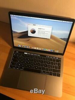 Apple MacBook Pro 13,3 (512Go SSD, Intel Core i7 8ème Gén, 3,90 GHz, 8Go)