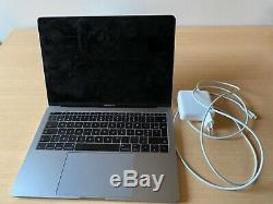Apple MacBook Pro 13,3 Intel Core i5 7ème Gén, 2,30 GHz, 8 Go RAM, 128 Go