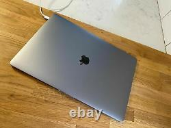 Apple MacBook Pro 15.4 (256GB SSD, Intel Core i7 9th Gen, 2.60 GHz, 16GB) 2019