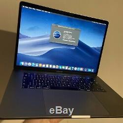 Apple MacBook Pro 15.4''  256Go SSD, Intel Core i7 8ème Génération, 2.2GHz