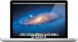 Apple MacBook Pro 15.4, 2.0Ghz Intel Core i7, 2011, 8GB, 500GB
