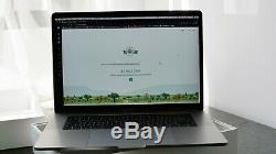 Apple MacBook Pro 15,4 2,9 GHz 512 Go SSD, Intel Core i7