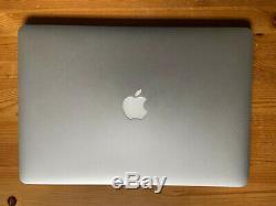 Apple MacBook Pro 15,4 (Intel Core i7-4770HQ, 2,30 GHz, 512 Go SSD, 16 Go RAM)