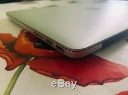 Apple MacBook Pro 15,4 late 2013 (Intel Core i7, 2 GHz, 256 Go SSD, 16 Go RAM)