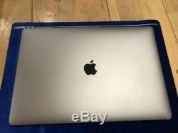 Apple MacBook Pro 15,4 modèle 2016 (512Go SSD, 2,7 Ghz Intel Core i7)