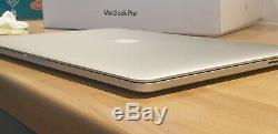 Apple MacBook Pro 15 Retina (Intel Core i7 2,30 GHz, 512 Go SSD, 16 Go RAM)