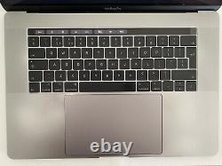 Apple MacBook Pro 15 TouchBar(512Go SSD, Intel Core i7, 2,70 GHz, 16Go) QWERTY