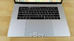 Apple MacBook Pro 15-inch 2019 2.6 GHz Intel core i7 256GB SSD 16GB RAM