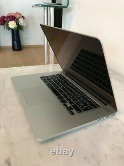 Apple MacBook Pro 15pouces, RAM 16gb, SSD 1T, 2.6GHz quad-core Intel Core i7