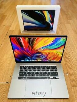 Apple MacBook Pro 16 (1TB SSD, Intel Core i9 9th Gen 2.30 GHz, 32gb) 5500m 8gb
