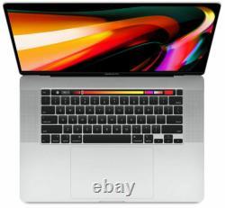 Apple MacBook Pro 16 (1To SSD, Intel Core i9 9ème Gén, 2,40 GHz, 32Go)