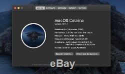 Apple MacBook Pro 16 Intel Core i9-9880H, 2,30GHz, 16Go RAM, 1To SSD, AMD