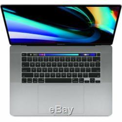 Apple MacBook Pro 16 Intel Core i9-9880H, 2,30GHz, 16Go RAM, 1To SSD, AMD Rad
