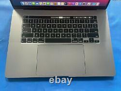 Apple MacBook Pro (16-inch 2019) 2.4 GHz Intel core i9 2TB SSD 64GB RAM