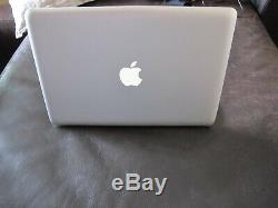 Apple MacBook Pro A1278 2011 13 Intel Core i5 2.3 Ghz Ram 8 Go HD 500 Go