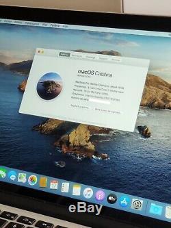 Apple MacBook Pro Retina 13 2015 / Intel Core i7 3,1 GHz/ 16 Go / 256 GB SSD