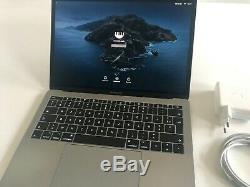 Apple MacBook Pro Retina 13,3 (Intel Core i5 7ème Gén, 2,30 GHz, 8 Go RAM)