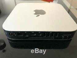 Apple Mac Mini 2010 (128 Go SSD, Intel Core 2 Duo P8600, 2,4 GHz, 8 Go)