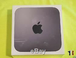 Apple Mac Mini (8e Gén) Gris Intel Core i3 à 3,6GHz 128Go SSD 8Go RAM 2666MHz