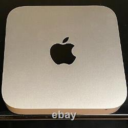 Apple Mac Mini Intel Core i5 2.5 Ghz Ram 8 Go DD 500 Go Apple