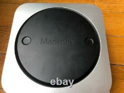 Apple Mac Mini late 2012 Core i7 2.3 Ghz / 16 GB / 256 HB SSD / Intel Quad Core