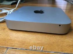 Apple Mac Mini late 2012 Core i7 2.3 Ghz / 4 GB / 256 GB SSD / Intel Quad Core