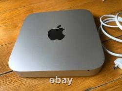 Apple Mac Mini late 2012 Core i7 2.3 Ghz / 4 GB / 256 HB SSD / Intel Quad Core