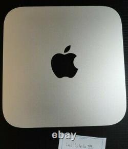 Apple Mac Mini (mi-2011) Intel Core I5 2,3ghz, 16go Ram, 128go Ssd + 500go Hdd