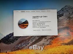 Apple Mac Pro 8-Core 2010, 2x 2.4 GHz intel xeon quad core 1TB HDD 8GB RAM