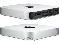 Apple Mac mini 2014 Intel Core i7 3.0GHz 16GB RAM 500GB SSD Drive Iris 5100