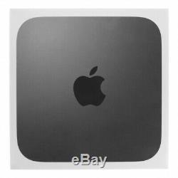 Apple Mac mini 2018 Intel Core i5 3,00 GHz 256 Go SSD 32 Go gris sidéral Très