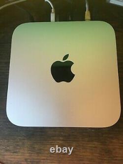 Apple Mac mini Intel core i5 2,6GHz 8Go ram DD 256Go (late 2014) macOS Mojave