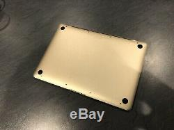 Apple Macbook 12 / 1,3Ghz Intel Core M / 2015 / 8Go / SSD 256Go / A1534 Gold