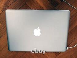 Apple Macbook Pro 13 Intel Core2 Duo 2,26Ghz SSD 500Go- 8Go Ram