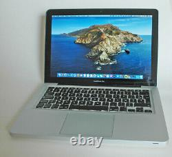 Apple Macbook Pro 13' Intel Core I5 2,5ghz 8gb Ram 256 SSD et DD 500 Go