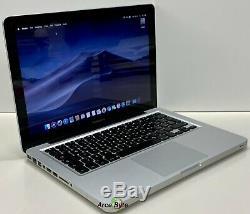 Apple Macbook Pro 13 Intel Core i5 2.5GHZ 2012 Facture Remis à Neuf Catalina