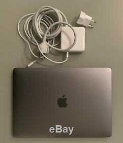 Apple Macbook pro touch bar 13,3 2018 2,7 GHZ intel core i7 1 TB SSD