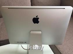 Apple iMac 21,5 Intel Core 2 Duo, 3,06GHz, 4Go RAM, 500Go HDD, NVIDIA