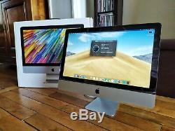 Apple iMac 21.5 Slim fin-2012 Intel Core i5 2.7 Ghz 8GB RAM 1TB