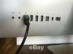 Apple iMac 21,5 fin 2009, Intel Core 2 Duo, 3,06GHz, 4Go RAM, 500Go HDD, NVIDIA
