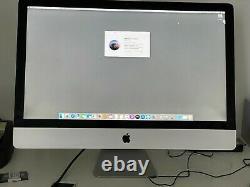 Apple iMac 27 32Go RAM 1To SSD Intel Quad-Core i7 3,4GHz Ordinateur Tout-en-un