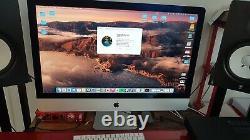 Apple iMac 27 Écran Retina 5K 2017 (3,4 GHz Quad-Core Intel Core i5) 256 Go SSD