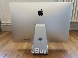 Apple iMac 27 Intel Core i7 3,4 GHz 16Go RAM 1To Fusion Drive HDD