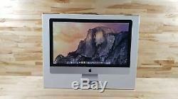 Apple iMac 27 Late 2014 Retina 3.5GHz Intel Core i5, 1TB Fusion, 8GB RAM