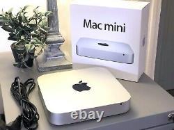 Apple mac mini avec boite (fin 2012) Intel core i5 2.5GHz 16GB RAM 500GB HDD