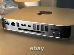 Apple mac mini (fin 2012) Intel core i5 2.5GHz 16GB RAM 500GB HDD